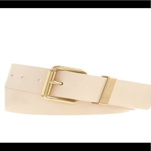 J Crew Italian leather belt